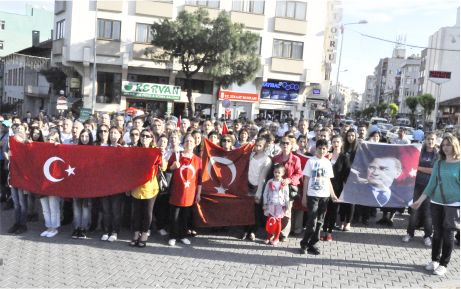 Atatürk ve Cumhuriyet sonsuza değin yaşayacak!