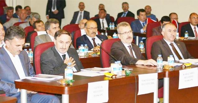 Büyükşehir Meclisi, Karacabey'i üzmedi