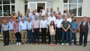 Kırsalda AK Parti'ye yoğun ilgi