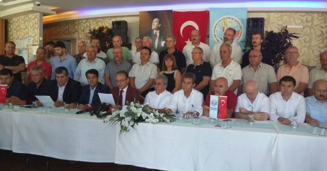 'Biz hep birlikte Türkiyeyiz'