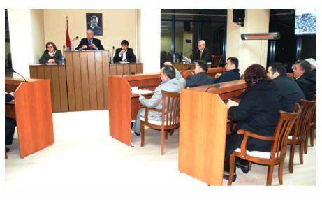 Belediye Meclisi Çarşamba toplanıyor