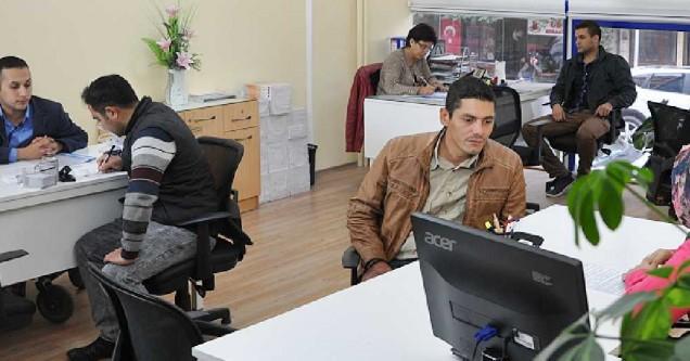 Belediye, işsizlerin umudu oldu