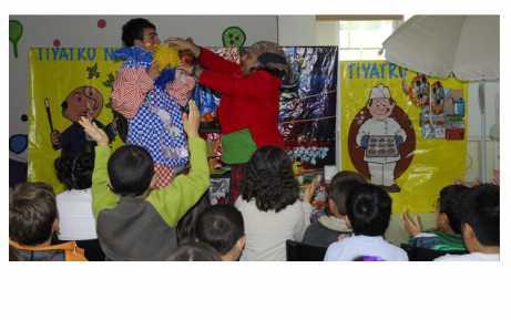 Belediye'den miniklere tiyatro şenliği