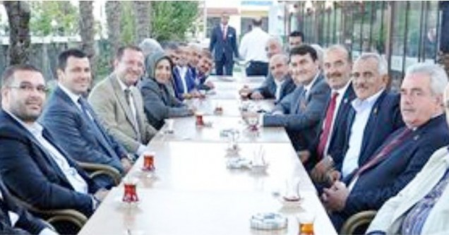 Karacabey, Bursa Belediyeler Birliği'ne kabul edildi