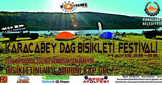 Karacabey  Bisiklet Festivali  start alıyor!