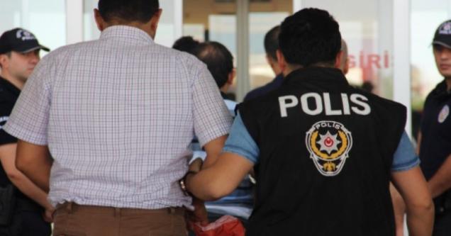 Karacabey'de FETÖ'den 20 kişi tutuklandı