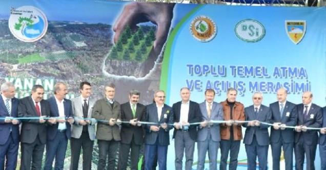 Karacabey'in 3 bin 885 hektar arazisi suya kavuşacak