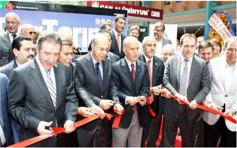 Bursa Tarım Fuarı açıldı