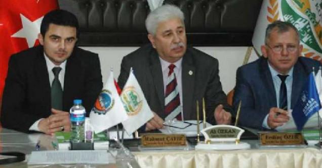 Caner Durak, Gençlik Meclisi başkanı oldu