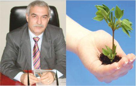 "Çarık Köyü'nde ""Ağaç Bayramı"""