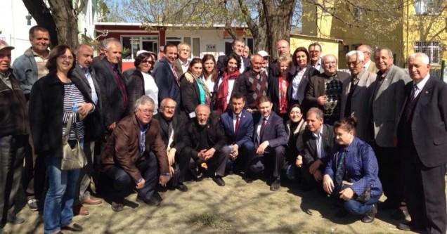 CHP'li adaylar destek istedi
