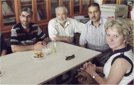 CHP'den Din Görevlileri Derneği'ne ziyaret