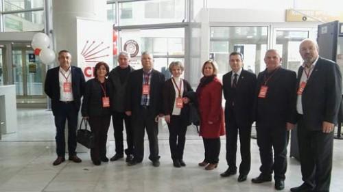 Şadi Özdemir, CHP'nin yeni İl Başkanı