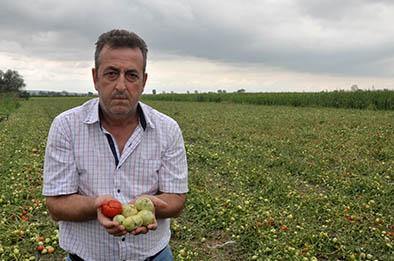 Afetzede çiftçiler KHK çıkarılmasını istedi