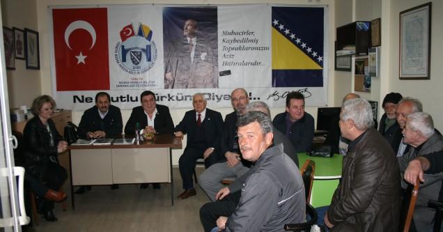 Kutku, Bosnalılardan destek istedi
