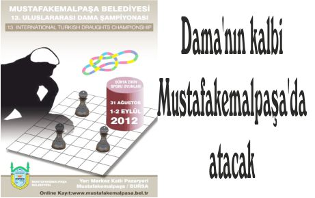 Dama'nın kalbi Mustafakemalpaşa'da atacak
