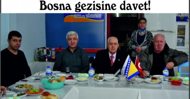 Bosna gezisine davet!