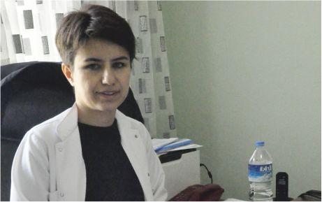 Dr. Ayşen Akın göreve başladı