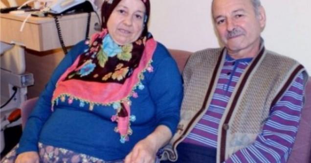 Eşinin böbreğiyle hayata bağlandı