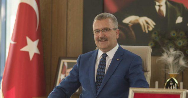 Başkan Özkan'dan 'Kadir Gecesi' mesajı