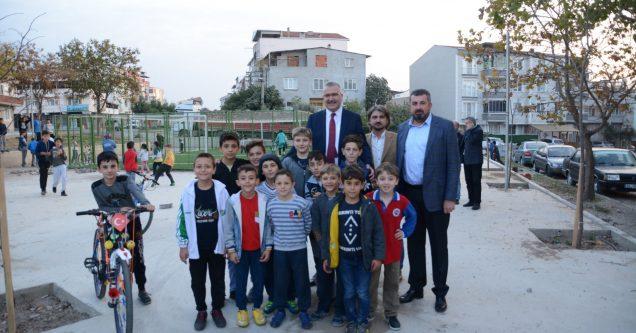 Muhsin Yazıcıoğlu Parkı bugün açılıyor!