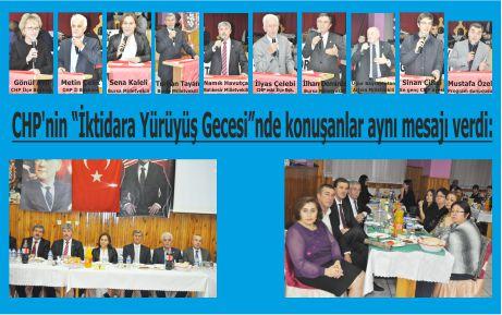 El ele vermedikçe AKP'den kurtulamayız!