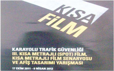 Emniyet'ten kısa metrajlı film senaryosu ve afiş tasarım yarışması