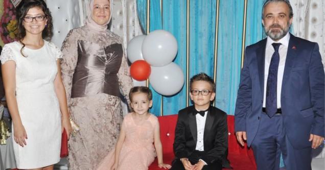 Erol ailesinin mutlu günü