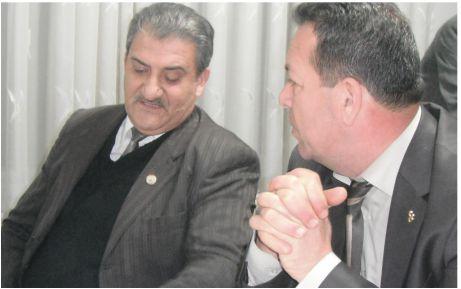 Erzurumlular'dan MHP'ye ziyaret