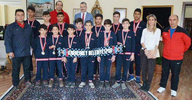 Güreşçilerimiz Türkiye Şampiyonası'nda iddialı