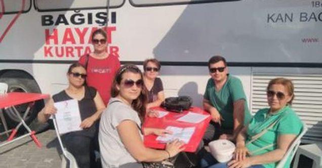 CHP'den lösemili çocuklara destek