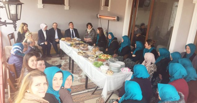 Valilik ve Karacabey Belediyesi kadınlar için elele
