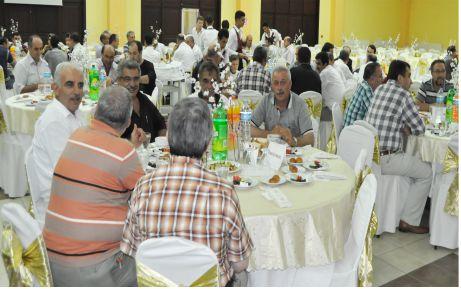 FEM, Zaman, KAREGDER ve Anafen'den iftar!
