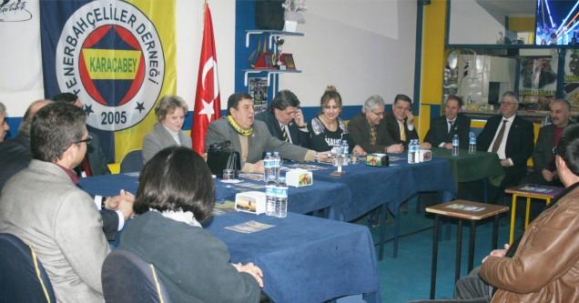 Kutku, Fenerbahçelilerden destek istedi