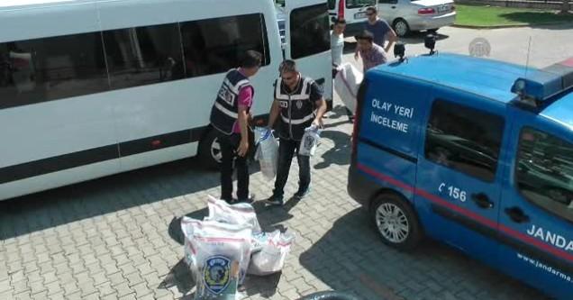 Karacabey'de Fetö Operasyonunda 2 Tutuklama
