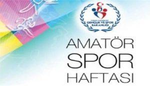 Amatör Sporcular yarın ödüllendirilecek