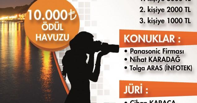 'Foto Maraton Karacabey' bugün başlıyor