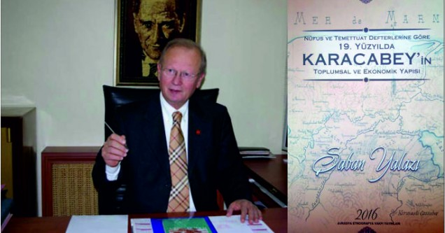 Yalazı'dan Karacabey'in tarihine ışık tutan bir eser daha