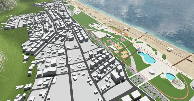 'Sahil projesi turizm alanında devrim olacak!'