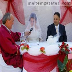 M. Ali ve Şebnem çiftinin mutlu günü