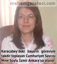 Başarılı savcı, Ankara'ya atandı