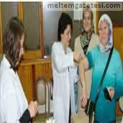 Hacılara sağlık aşısı