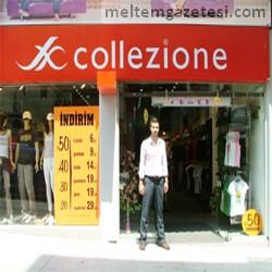 Yaz sezonunda Collezione gider!