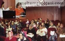 """İstiklal'de """"Domuz Gribi"""" toplantısı"""