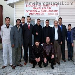 Saadet ve Hamidiye Mahallesi hizmet bekliyor