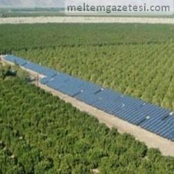 Tarımda güneş pili kullanımı için devlet desteği