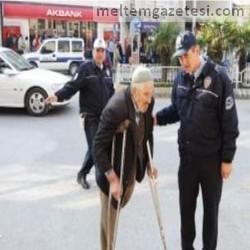 Polisten örnek davranış
