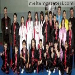 Şahinspor'un büyük başarısı