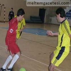 Futsal heyecanı zirvede