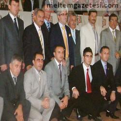 AKP'de görev dağılımı
